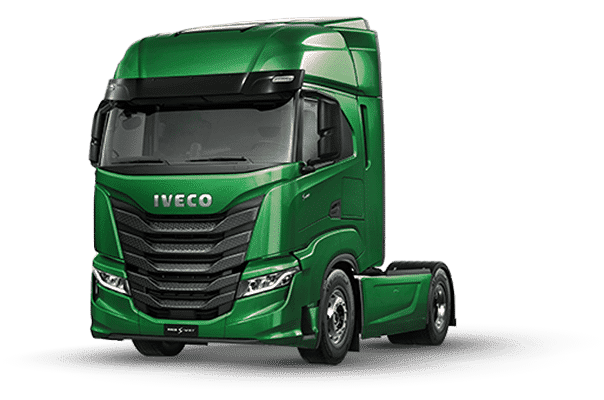 Photo of an IVECO S-WAY truck