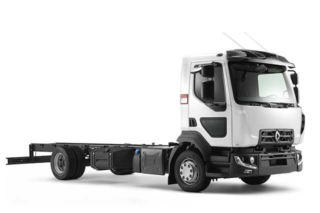 Rigid Vehicle available for hire