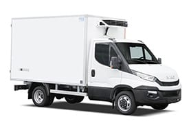 Refrigerated Vehicle available for hire