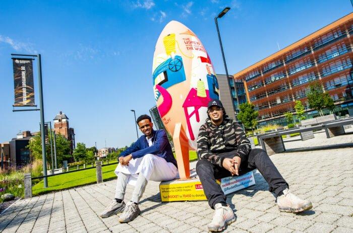 Rocket Round Leicester 2021