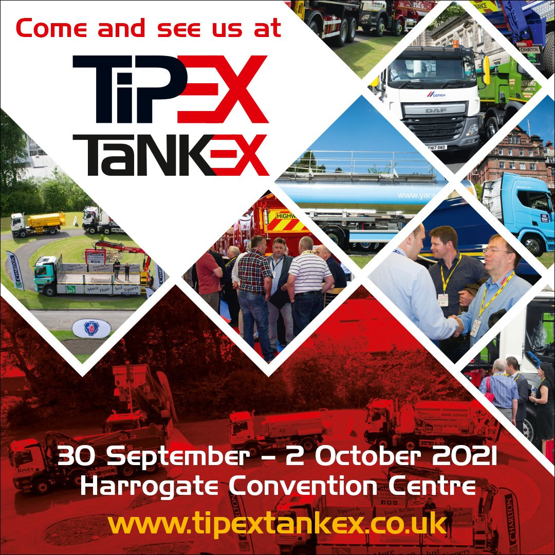 Hexagon Leasing Are Attending TipEx 2021